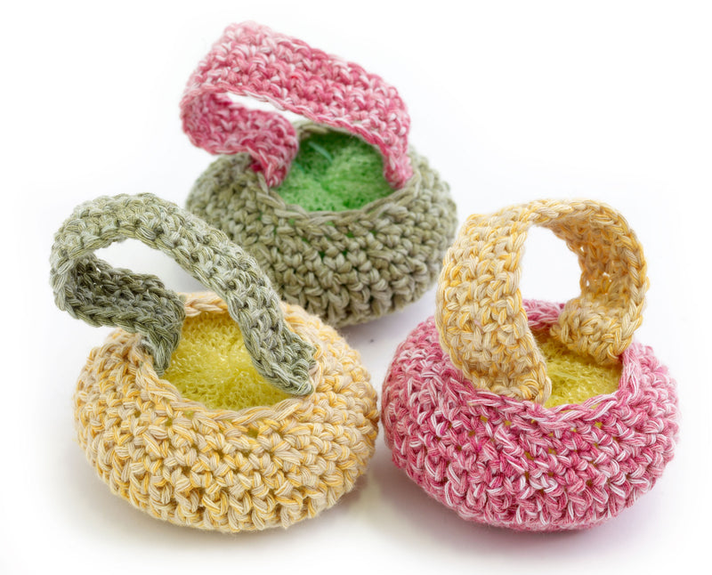Spring Cleaning Scrubbies (Crochet)