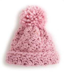 Spring Fling Crocheted Hat Pattern