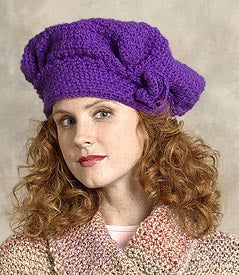 Square Tam oShanter Pattern (Crochet)
