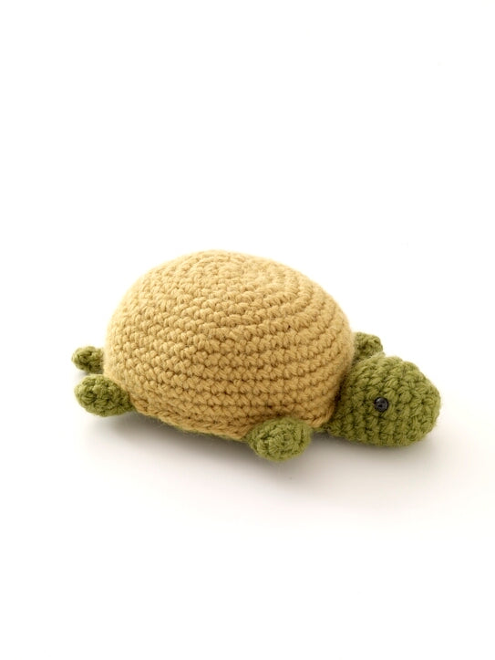 Tiny Turtle Pattern (Crochet)