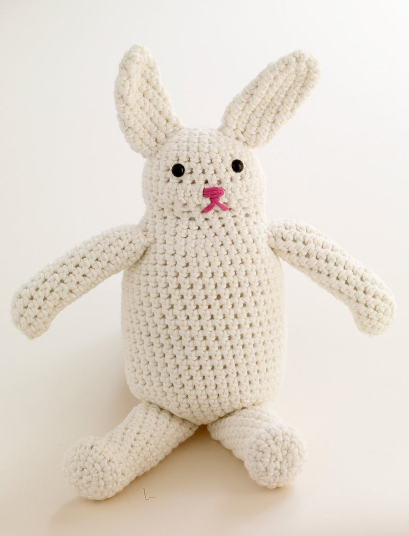 Toy Bunny Pattern (Crochet)