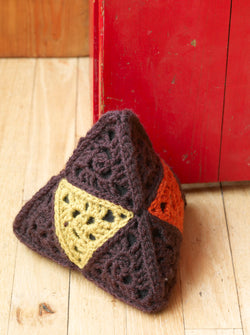 Weighty Welcome Doorstop (Crochet)