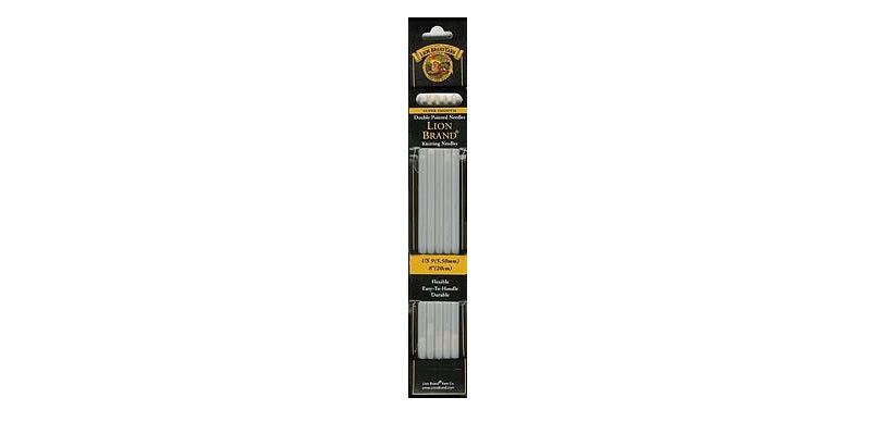 Lion Brand Double Pointed Knitting Needle
