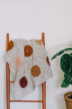 Crochet Kit - The Dahlia Scrapghan