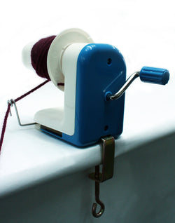 In-Line Yarn Ball Winder