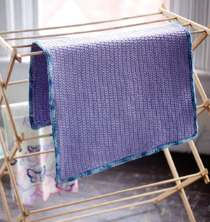 Nana's Bathmat (Knit-Crochet)