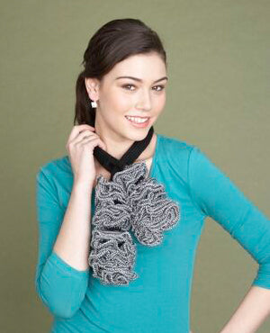 1 Ball Ascot Pattern (Knit)