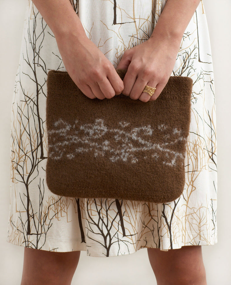 Branching Out Bag (Knit)