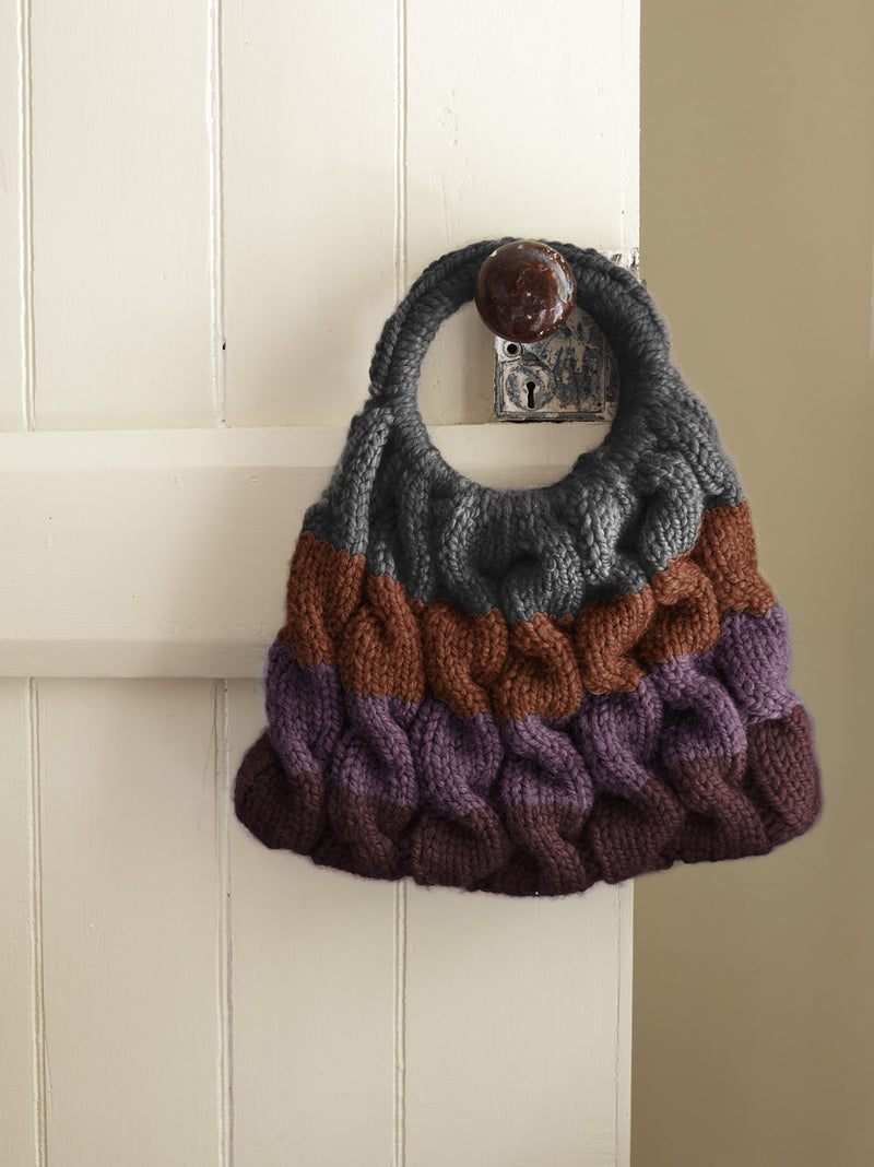 Cable Ready Bag (Knit)