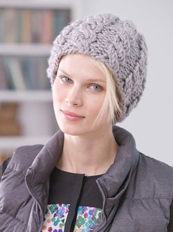 Cabled Hat Pattern (Knit)