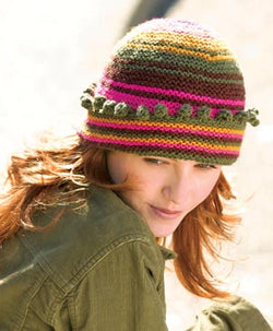 Carousel Hat (Knit)