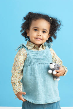 Childs Beach Top Pattern (Knit)