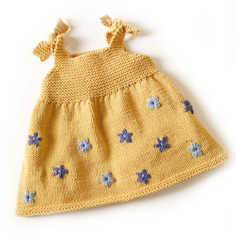 Childs Sun Top Pattern (Knit)