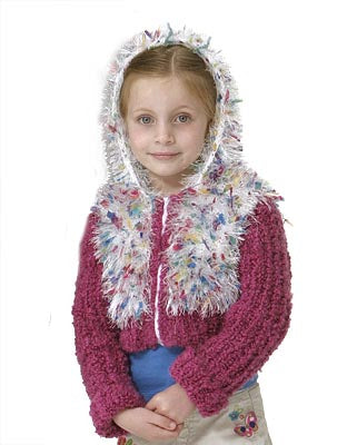 Childs Zip Jacket Pattern (Knit)