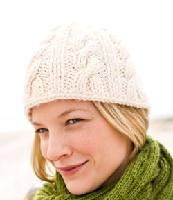 Chill in the Air Cap Pattern (Knit)