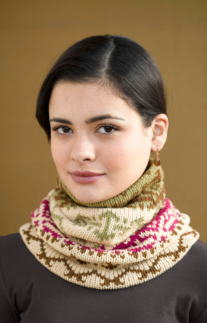 Cloudsong Cowl (Knit)
