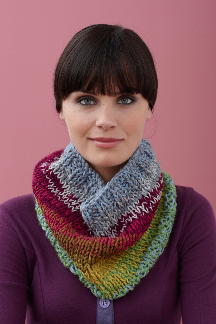 Cobbs Mill Cowl (Knit)