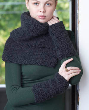 Collar and Cuffs Pattern (Knit)