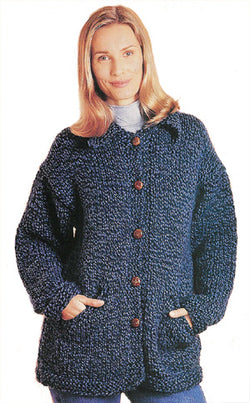 Country Jacket Pattern (Knit)