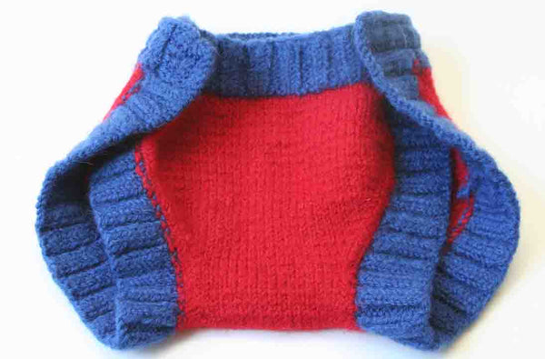 Day to Night Felted Soaker Pattern (Knit)