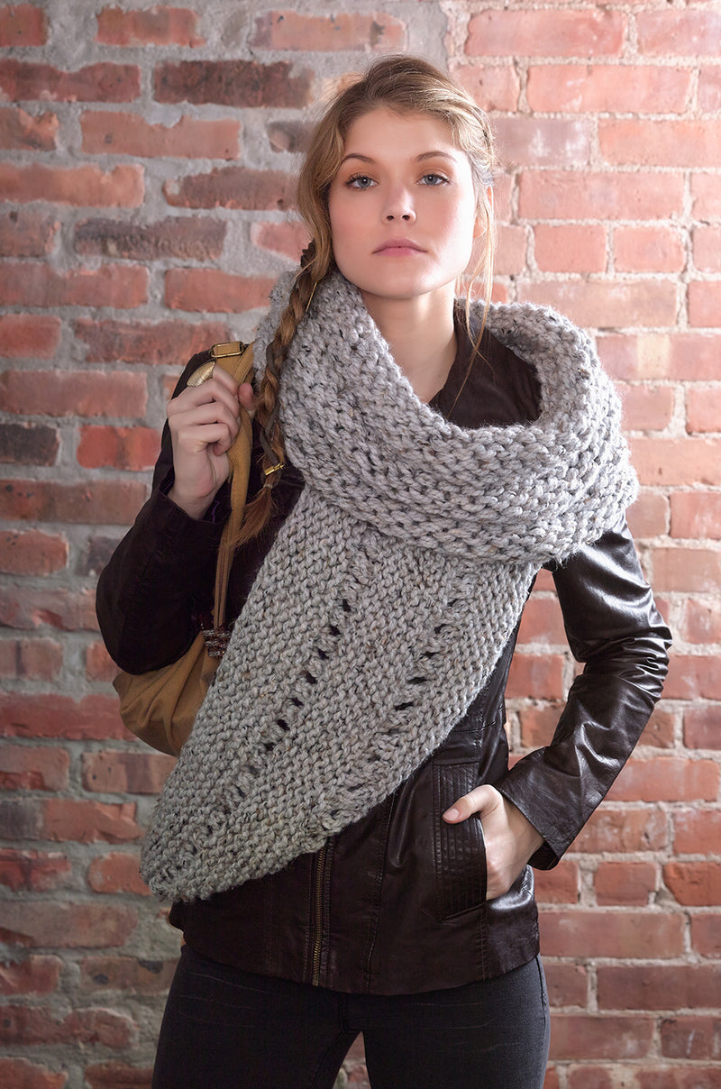 District 12 Cowl Wrap (Knit)