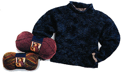 Easy to Imagine Sweater (Knit)