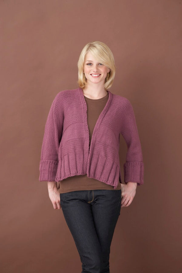 Flattering Sweater Pattern (Knit)