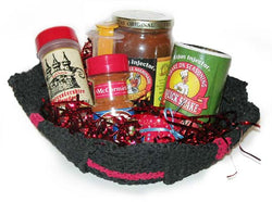 Gift Basket Pattern (Knit)