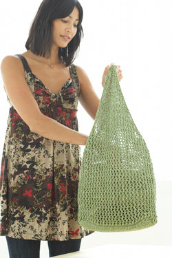 Green Living Tote (Knit)