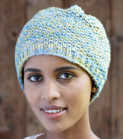 High Tide Hat Pattern (Knit)