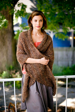 Honest Warmth Shawl (Knit)