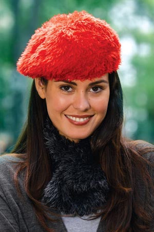 Hot Hot HOT Beret Pattern (Knit)