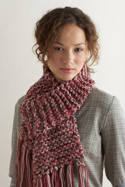 Knit 2 Hours Or Less Scarf Pattern (Knit)