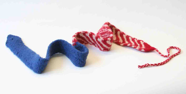 Knit Felted Guitar Strap Pattern