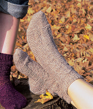 Knitted Socks (Knit)