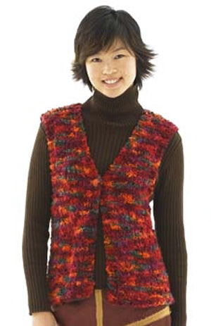 Knitted Ultimate Vest