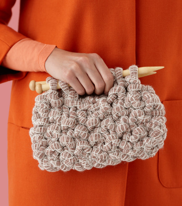 Knitting Purse Pattern