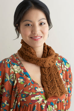 Lace Scarf Pattern (Knit)