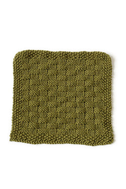Laguna Beach Washcloth (Knit)