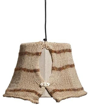 Lampshade Cover (Knit)