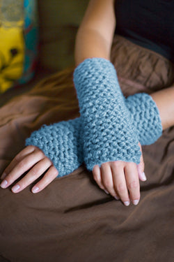 Learn to Knit Cuff Pattern