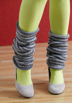 Lexi Leg Warmers Pattern (Knit)