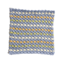 Long Beach Washcloth (Knit)