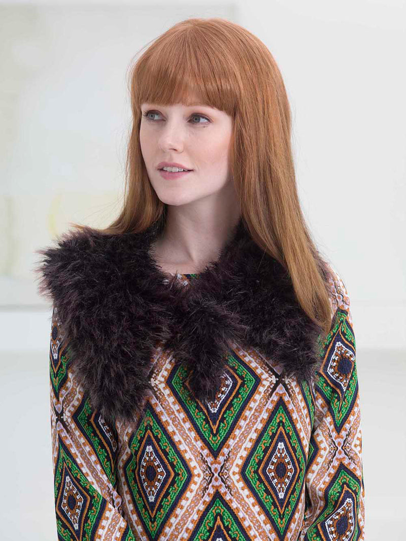 Luxe Collar Pattern (Knit)