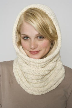 Luxury Cowl / Hood (Knit)