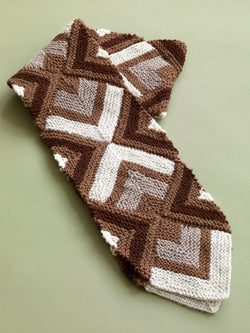 Mitered Scarf Pattern (Knit)