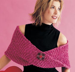 Moebius Wrap Pattern (Knit)