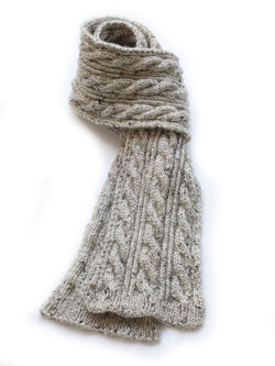 Mr OLearys Scarf Pattern (Knit)