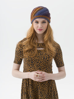 Multi Directional Hat Pattern (Knit)