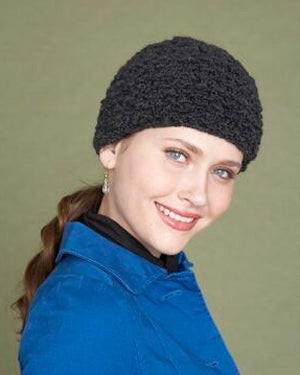 Pill Box Hat (Knit)